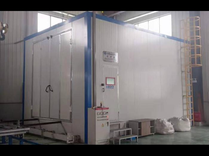 气力回收式喷砂房构造?泰盛机械环保型喷砂房简要介绍!