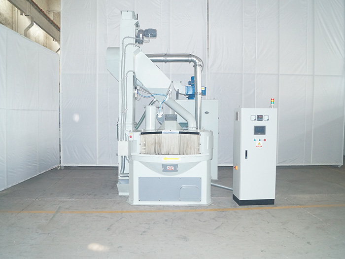 泰盛节能喷砂机主要应用范围及应用的行业